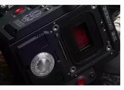 RED限量版摄影机Gemini(双子星)